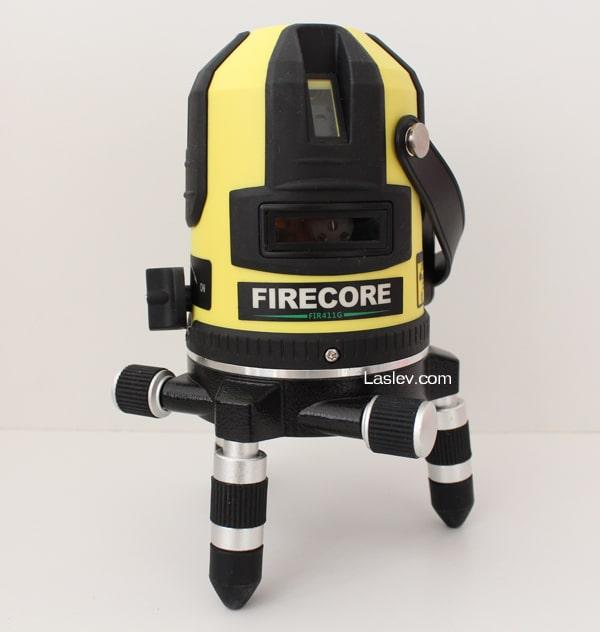laser level Firecore FIR411G