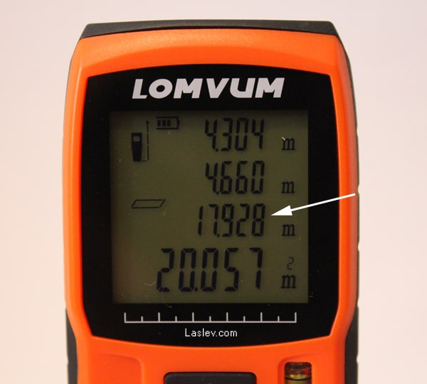 perimeter calculation LV40