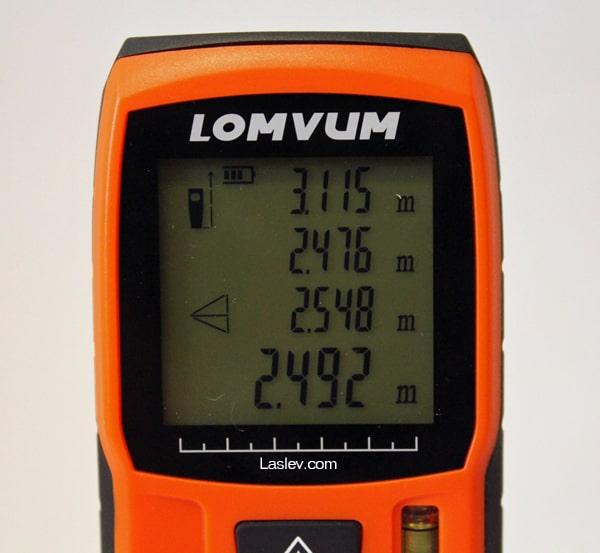 Pythagorean theorem Lomvum LV40 (2)