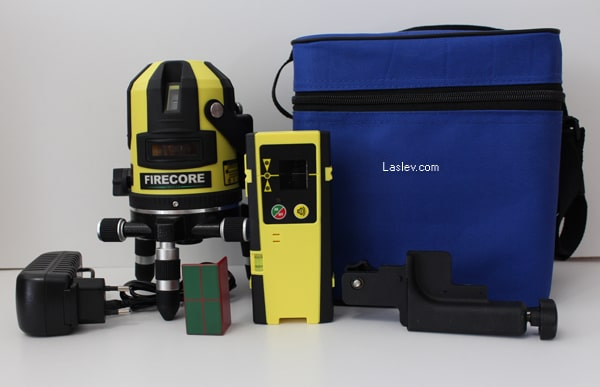 set with receiver FIR411G