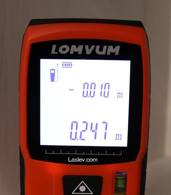 calibration Lomvum LV40