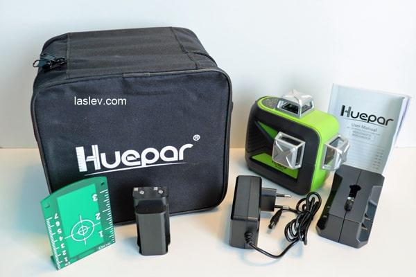 Delivery set Huepar 603CG