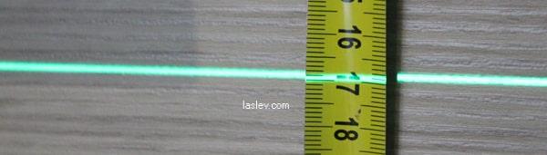 line width GL8 EA 5m