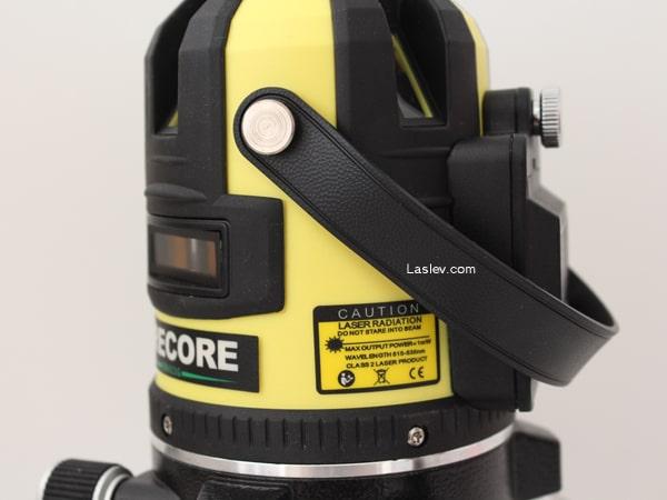 body laser level Firecore FIR411G
