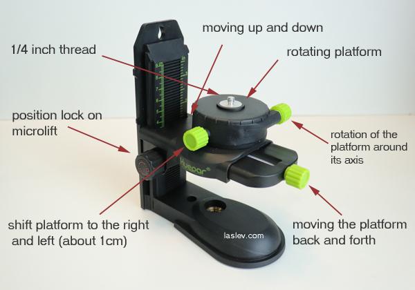 Magnetic mount 904DG