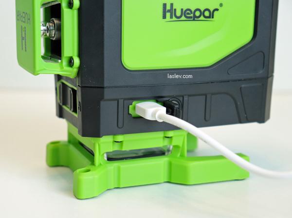 charging Huepar 904DG