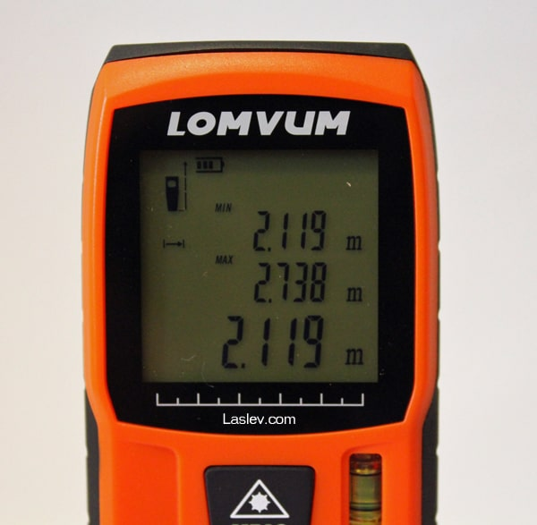 min/max function LV40