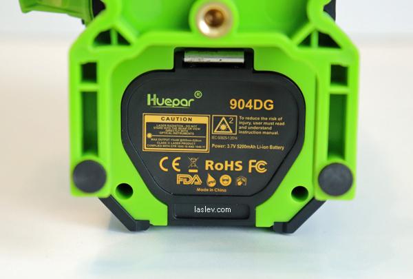 certifications Huepar 904DG