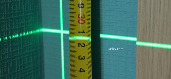 line thickness 5m Box-1G
