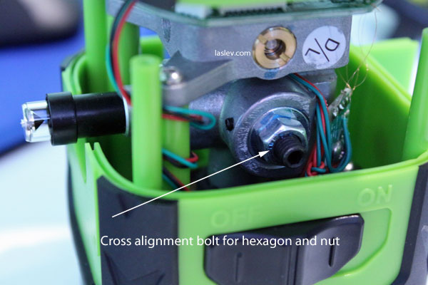 adjustment Fukuda MW-94D-4GX (2)