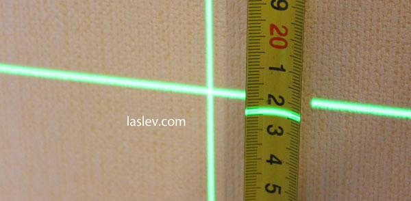 Line thickness 5m F112G