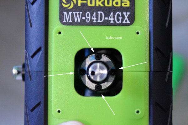 adjustment Fukuda MW-94D-4GX (3)