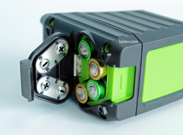 Battery compartment Box-1G