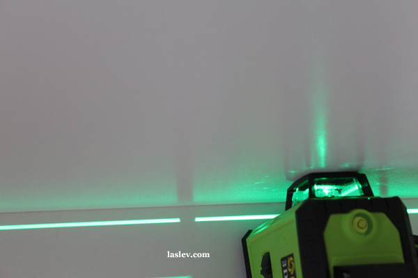 Plane projection Laser level Fukuda MW-93T-3GX