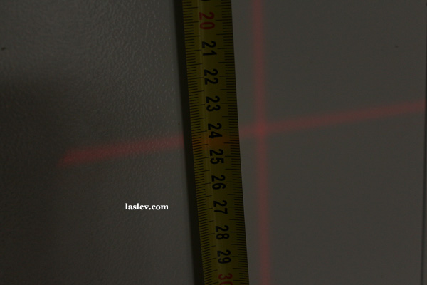 Line thickness 15m Huepar FL360R
