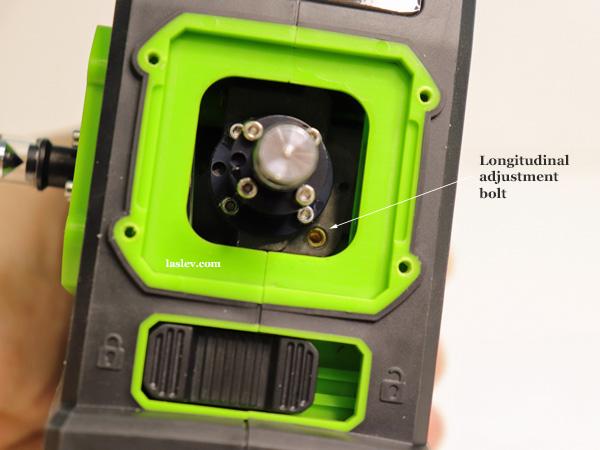 longitudinal adjustment bolt Huepar GF360G
