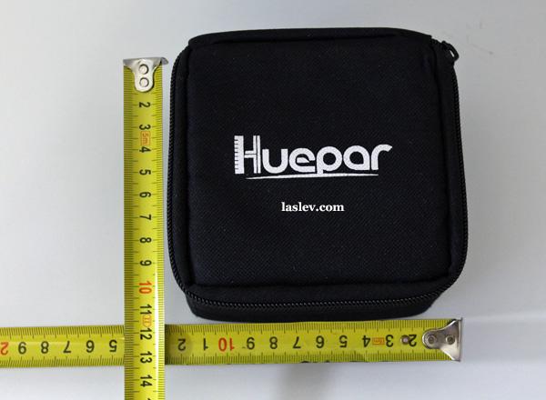 The dimensions of the set Huepar FL360R