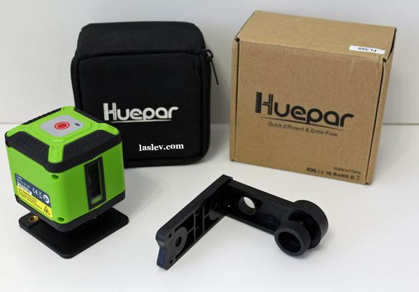 Delivery set Huepar FL360R
