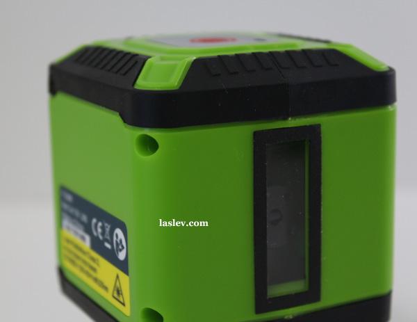 Huepar FL360R laser level housing materials
