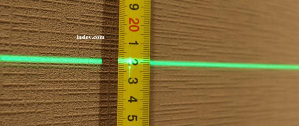 Line thickness 10m Huepar GF360G