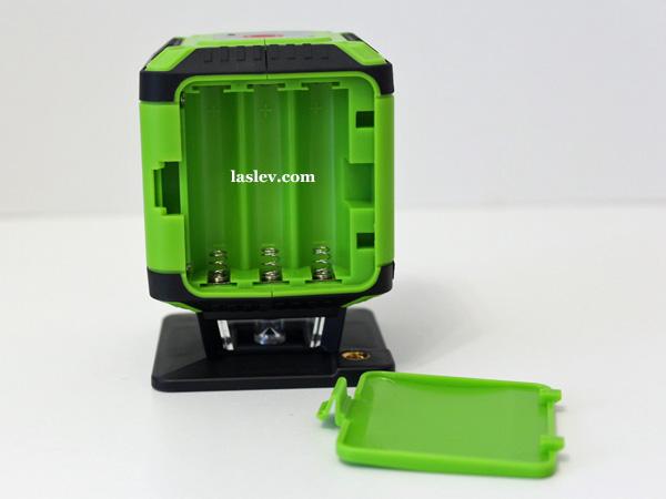 Battery compartment Huepar FL360R
