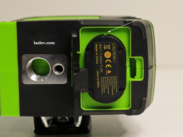laser level Huepar GF360G