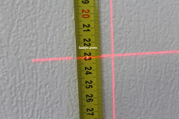 Line thickness 3m Huepar FL360R