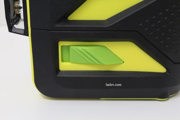 Toggle laser level Firecore F93T-XG