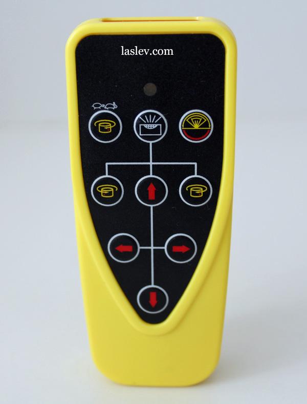 Remote controller level Firecore FRE207R