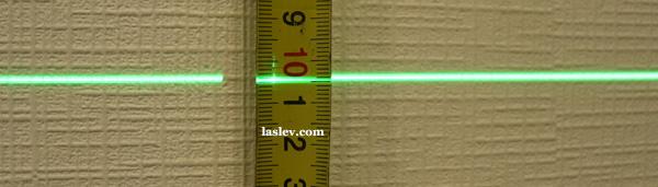 Line thickness 1m Huepar B03CG