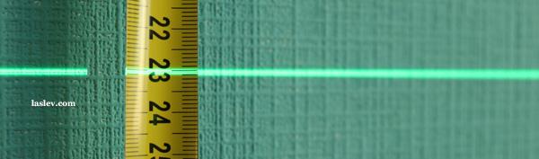 Line thickness 1m Firecore F94T-XG