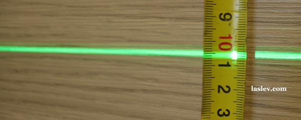 Line thickness 5m Huepar B03CG