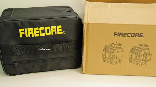 Firecore F94T-XG transport bag