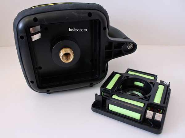 Batteries laser level Firecore FRE207R
