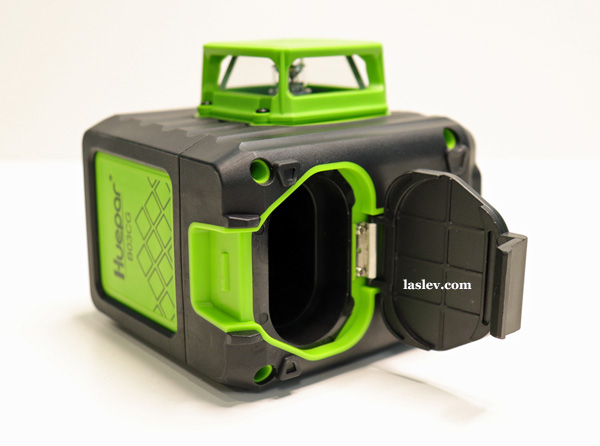 Battery compartment Huepar B03CG