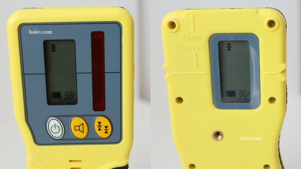 Receiver laser level Firecore FRE207R