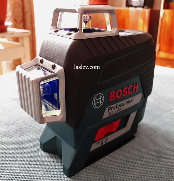laser level Bosch GLL3-330C 360⁰