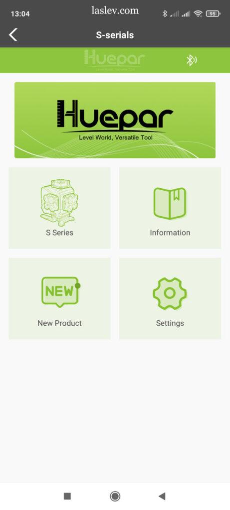 Special app Huepar (2)
