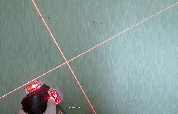 Tilt function Bosch GLL3-330C