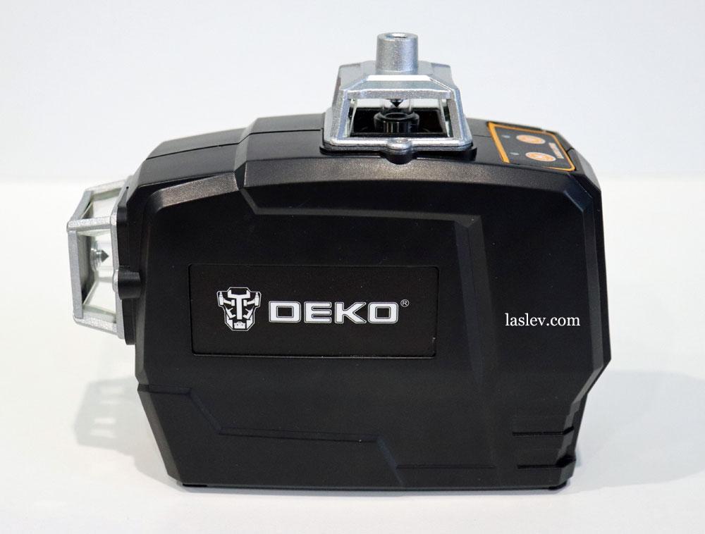 DEKO 3D DKLL12PB1 laser level