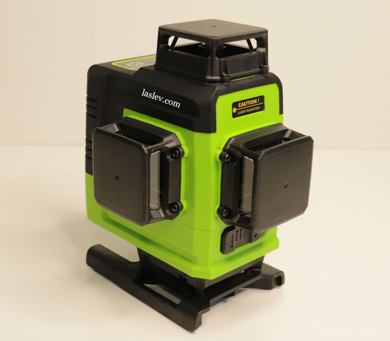 Appearance of the Zokoun IE16R 4D 16 Lines laser level.