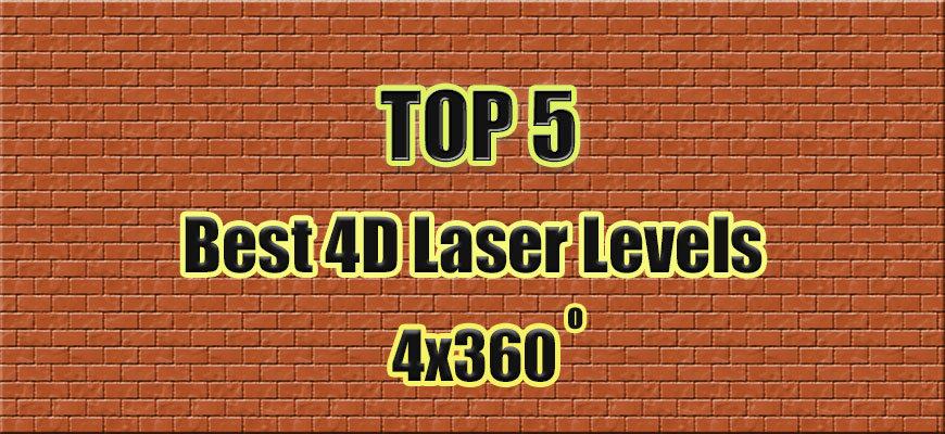 TOP-5-Best-4D-Laser-Level-4x360-deg