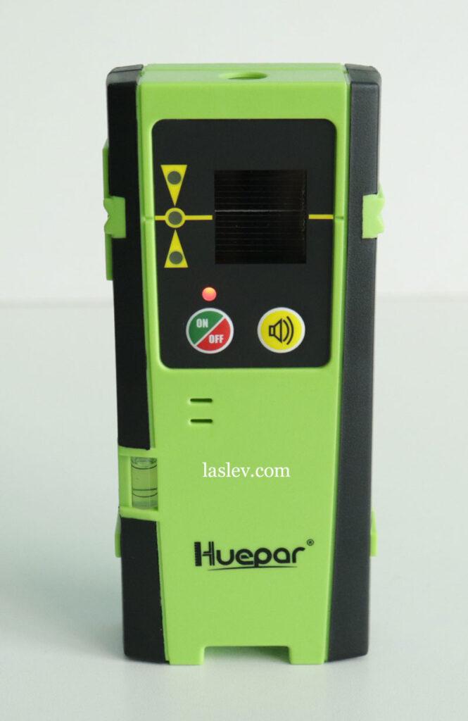 The Huepar LR-6RG receiver from the Huepar DT03CG laser level.