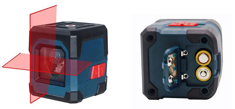 Self-leveling laser level with the lowest price LV1-RED.