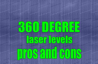 360 degree laser levels pros and cons.
