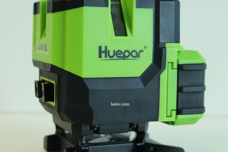 Part mating quality of the Huepar LS41G laser level